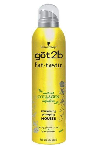 got2b Fat-tastic Thickening Plumping Hair Mousse