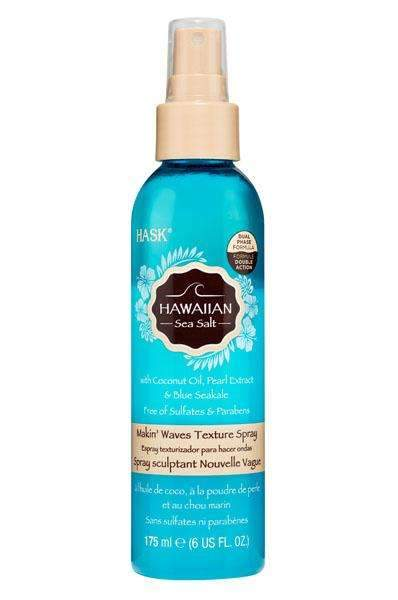 Hask Hawaiian Sea Salt Makin Waves Texture Spray