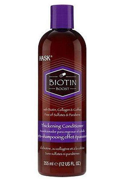 Hask Biotin Boost Thickening Conditioner