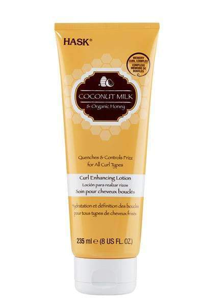 Hask Coconut Milk Organic Honey Curl Enhancing Lotion