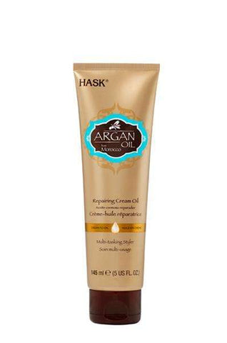 Hask Argan Oil Repairing Cream Oil