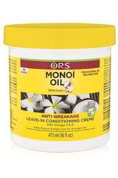 ORS Monoi Anti Breakage Leave In Conditioning Cream