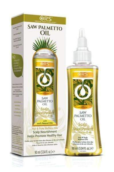 ORS Hair & Scalp Wellness Oils - Palmetto Oil