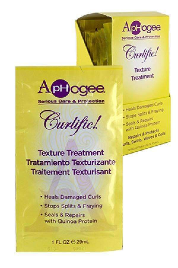 ApHogee Curlific! Texture Treatment Packette