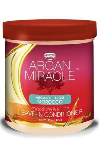 African Pride Shea Butter Miracle Bouncy Curls Pudding 15oz