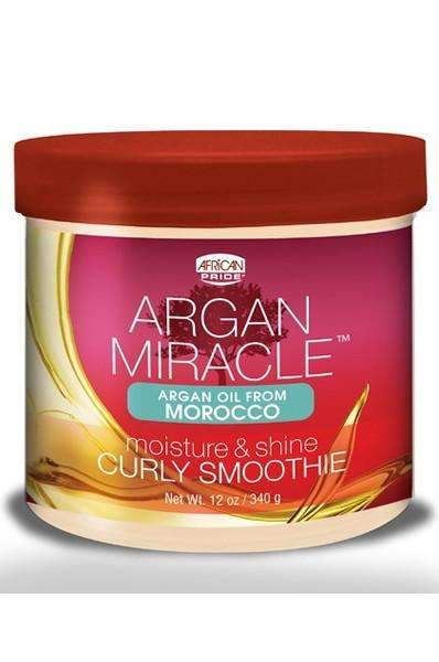 African Pride Olive Miracle Deep Conditioning Treatment Masque