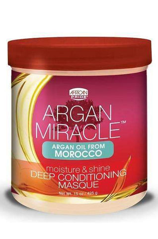 African Pride Natural Miracle Anti-Humidity Conditioner