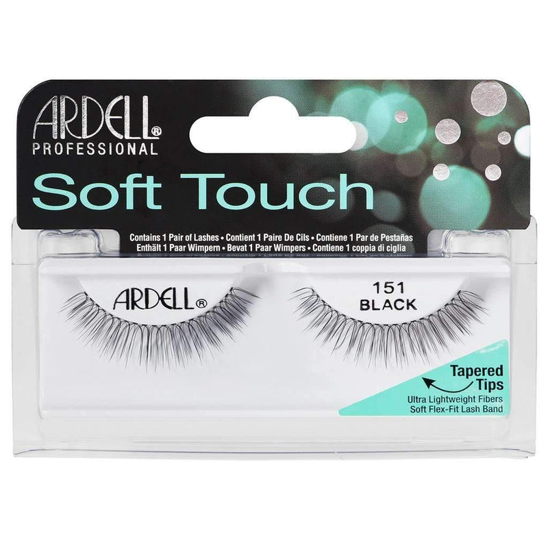 Ardell Soft Touch Lashes - 151 Black