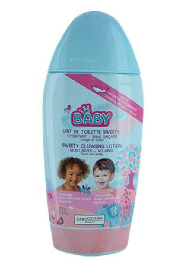 Baby Sweety Cleansing Lotion