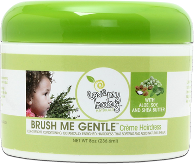 Love My Baby Brush Me Gentle Creme Hairdress