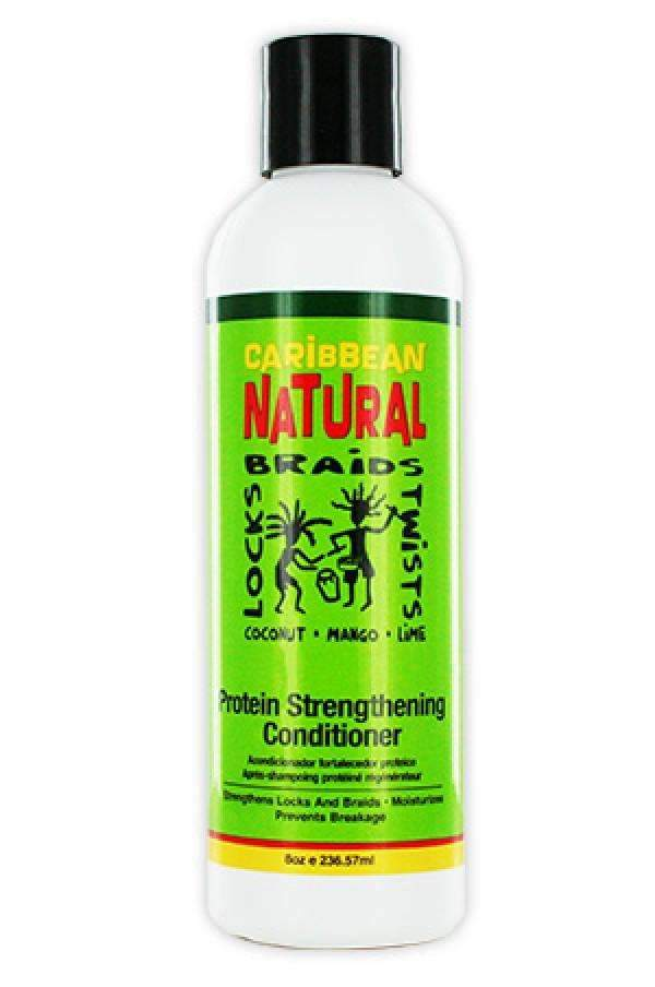 Caribbean Natural Protein Strengthening Conditioner
