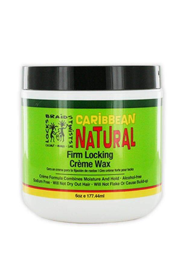 Caribbean Natural Firm Locking Creme Wax