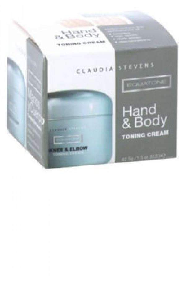 Claudia Stevens Hand & Body Toning Cream