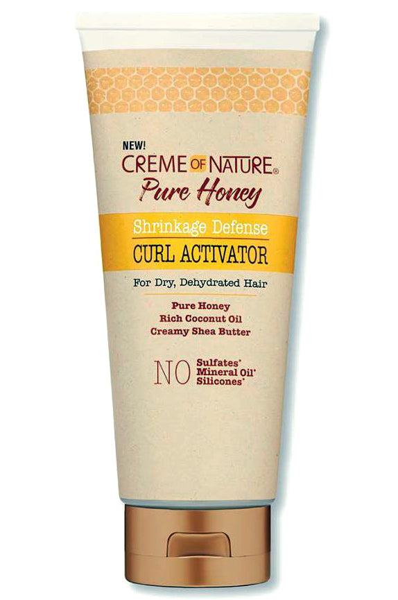 Crème Of Nature Pure Honey Curl Activator