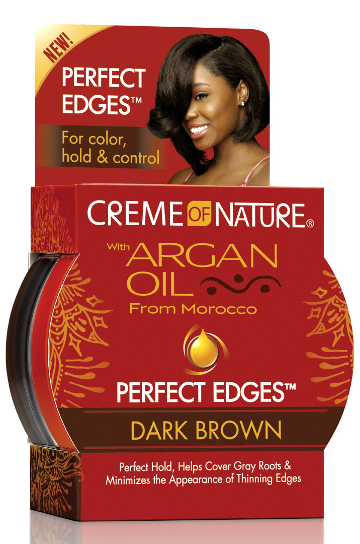 Creme Of Nature Perfect Edges Dark Brown