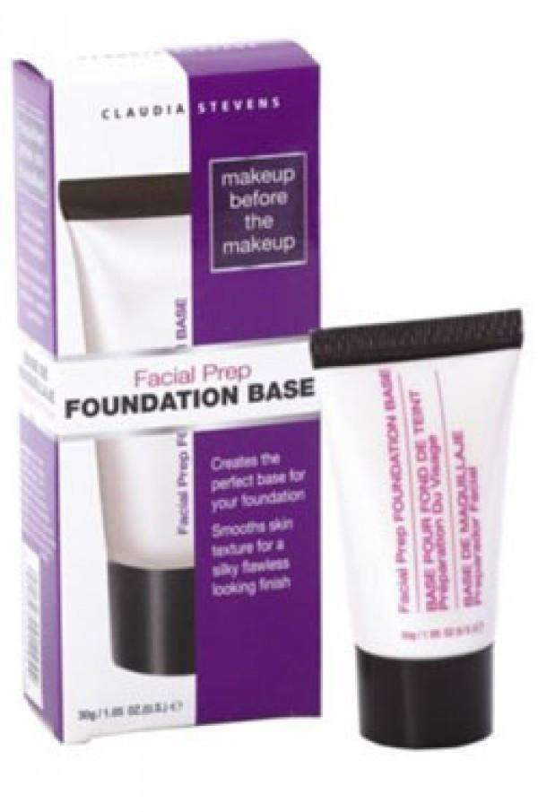 Claudia Stevens Makeup Before the Makeup Facial Prep Foundation Base