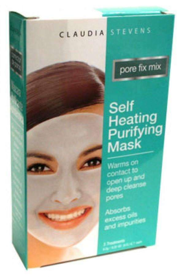 Claudia Stevens Pore Fix Mix Self Heating Purifying Mask