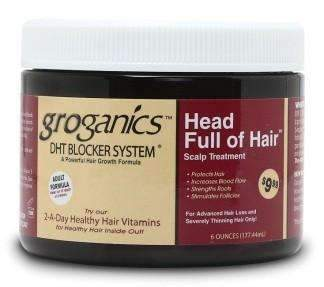 GroGanics Head Full Of Hair