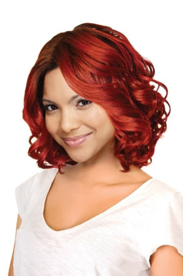 Climax Synthetic Lace Front Side Part Wig Bia