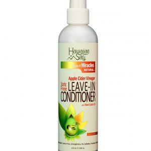 Hawaiian Silky 14 In 1 Miracles Natural Apple Cider Vinegar Leave In Conditioner