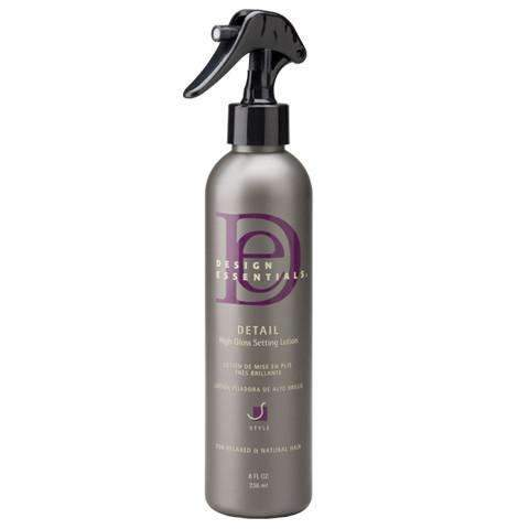 Design Essentials Detail High Gloss Setting Lotion 8oz