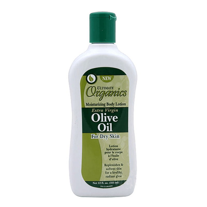 Africa's Best Ultimate Organics Olive Oil Moisturizing Body Lotion