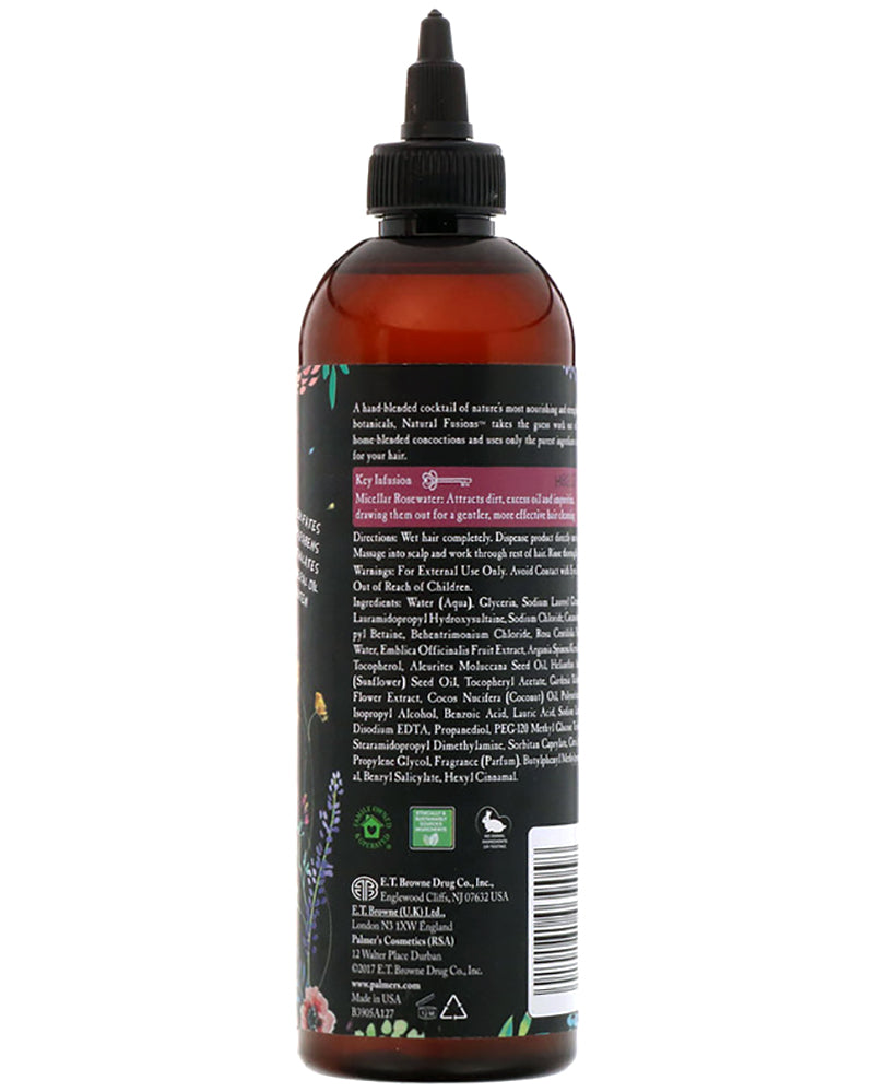Palmer's Natural Fusions Micellar Rose Water Cleanser