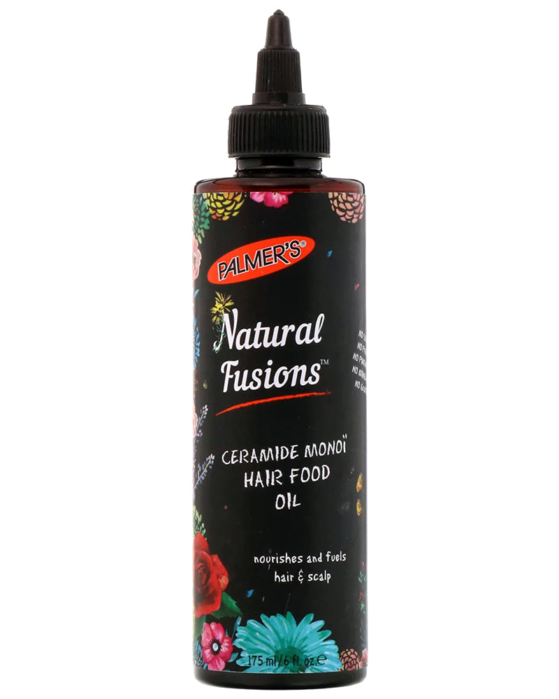 Palmer's Natural Fusions Ceramide Monoï Hair Food Oil