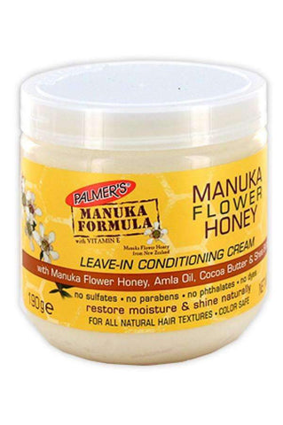 Palmer's Manuka Formula Mankua Flower Honey Leave In Conditioning Cream