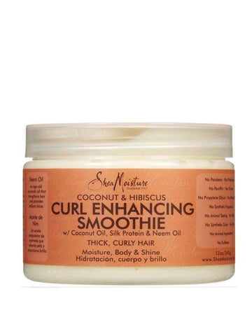 Cantu Shea Butter Frizz Fighting Leave-In Conditioning Foam