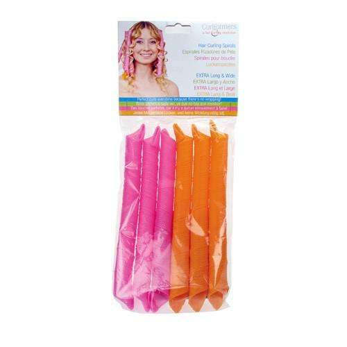 Curlformers Starter Pack - Extra Long Spiral Curls Hair up to 22""