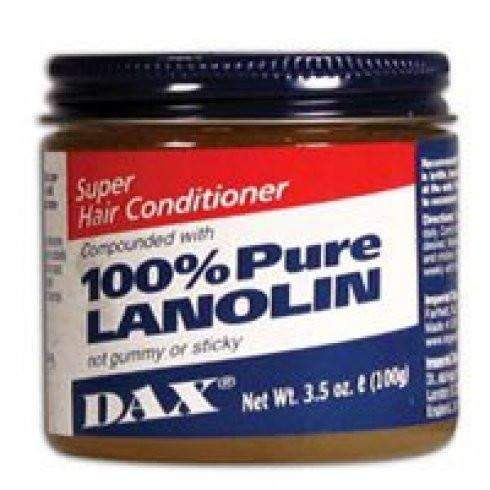 Dax Super 100% Lanolin 3.5oz