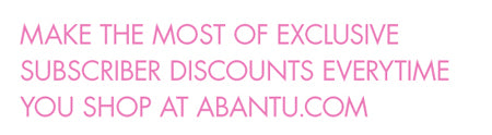 make the most of exclusive Subscriber discounts