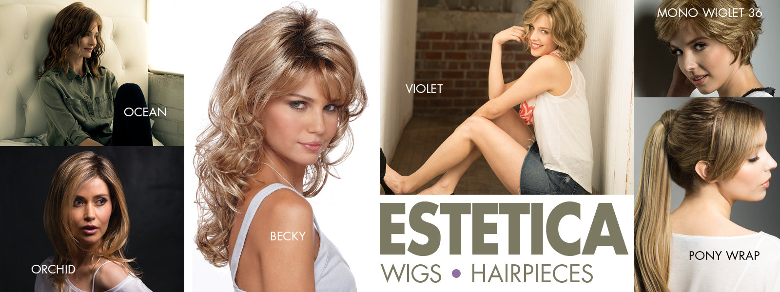 Estetica Designs Wigs and Hairpieces available at Abantu