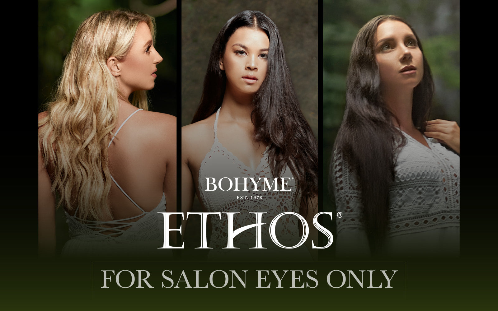Bohyme Ethos Extensions available from Abantu to your favourite salon