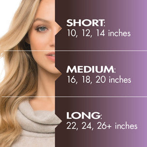 Extensions Length Guide