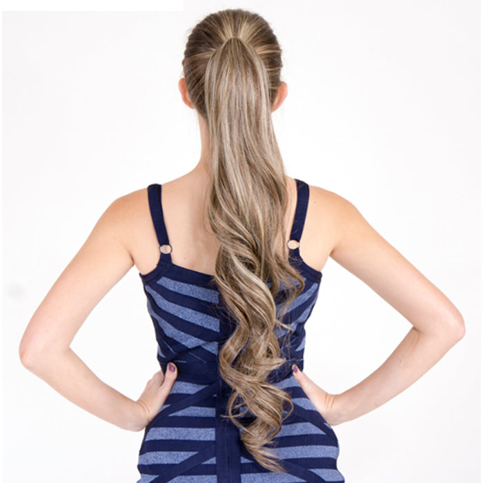 "Hair Couture Pony Wrap Straight 18"" Ponytail"