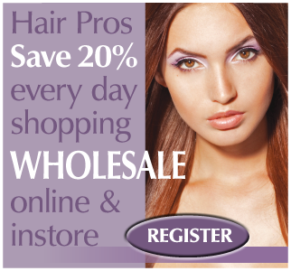 Register your Salon for Wholesale Discounts