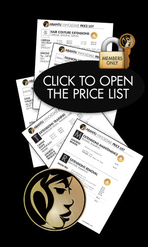 Open the Abantu Wholesale Price List - registered users only