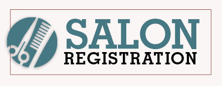 Register your Salon for Luxe purchases