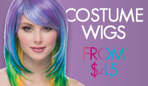 Costume Wigs Collection