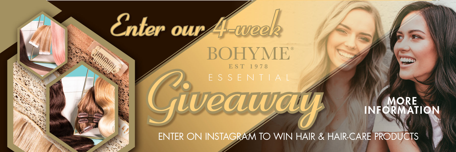 View more info on the Bohyme Essential Giveaway on Instagram