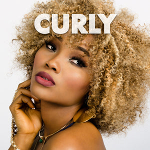 Curly Extensions available at Abantu