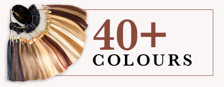 40-plus colours