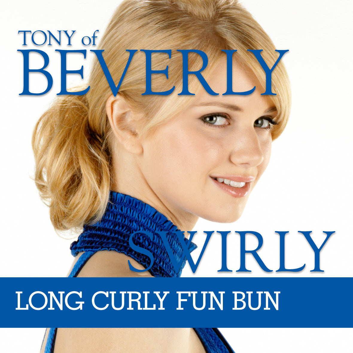 Abantu's Hairpieces coollection includes the fun and flirty Tony of Beverly Swirly