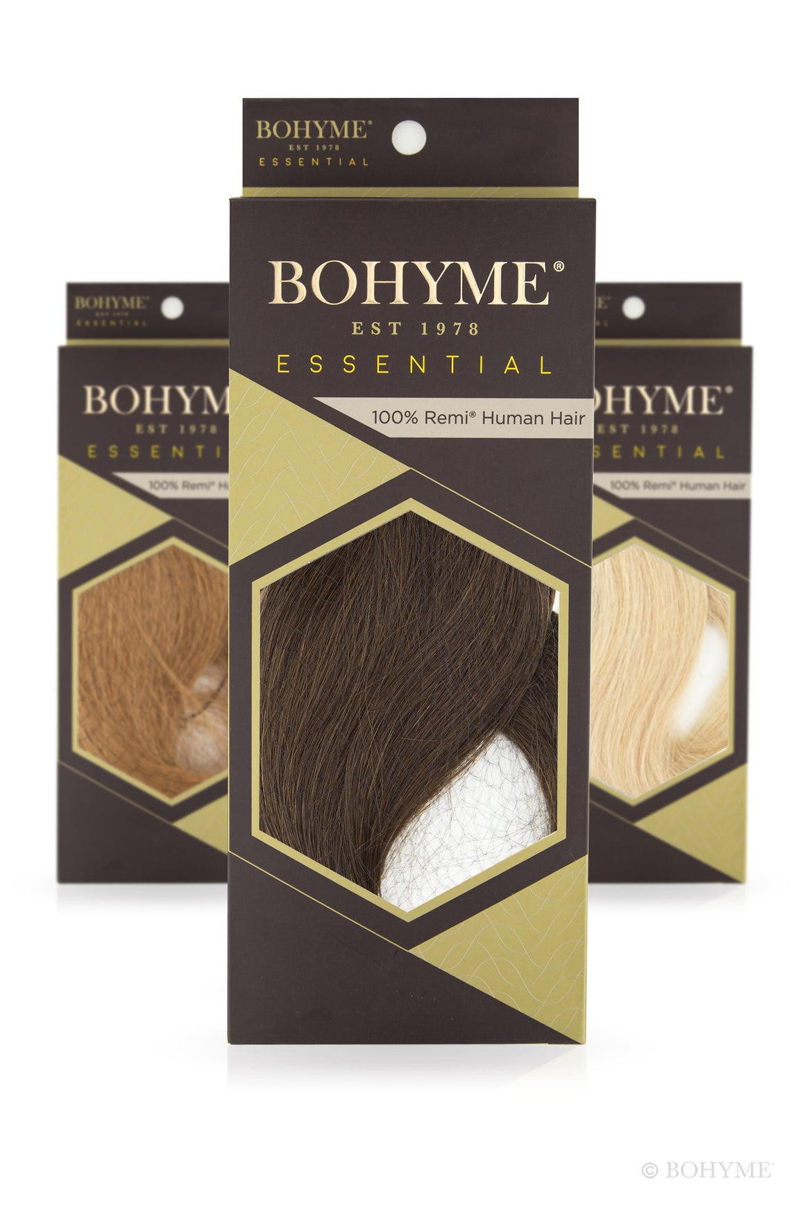 "Bohyme Essential Halo V2 18"" Extensions"