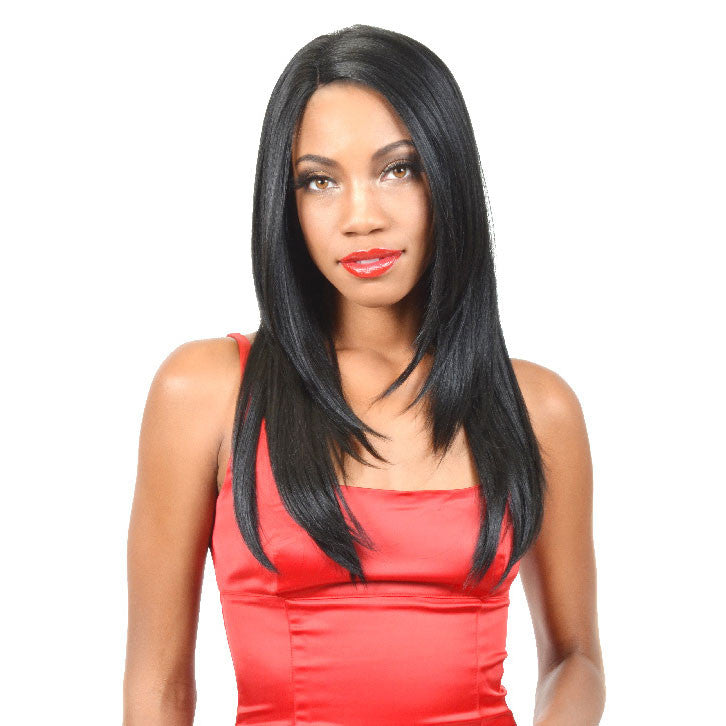 Fashion Source EZ Lace Karma Synthetic Wig available at Abantu