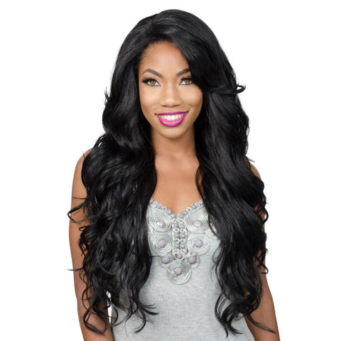 Fashion Source EZ Lace Porsha Synthetic Wig