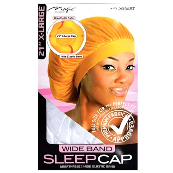 Magic Wide Band Sleep Cap XL