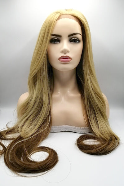 Natural Way Jessica Plus Lace Frontal Synthetic Hair Wig